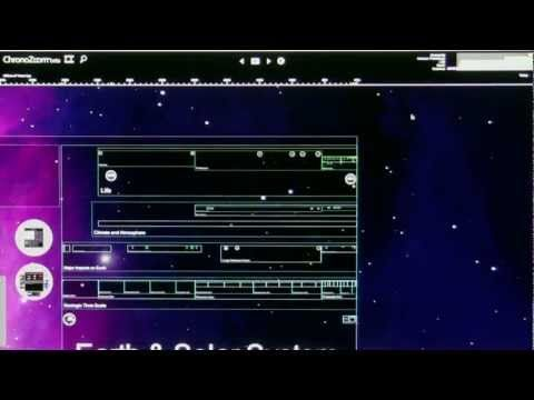 Interactive Website Explores History of Universe - YouTube