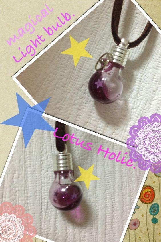 魔女部屋の灯りはハッピーな紫色* 色を自在に変えられるダイヤルつきの豆電球。 魔法が使えないと、灯りはつかないんだって。 素材:豆電球/ガラスダイヤル/時計の...|ハンドメイド、手作り、手仕事品の通販・販売・購入ならCreema。