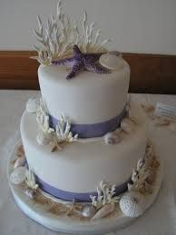 sea themed wedding cake - Google Search