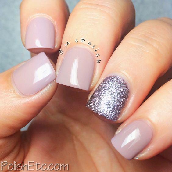 32 Acrylic Nail Designs For Short Nails Hiyawigs Blog Sns Nails Colors Short Acrylic Nails Fall Acrylic Nails