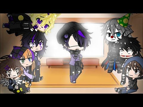 Aftons React To Michael Afton Memes Extra Part 2 Youtube Afton Kawaii Drawings Roblox Pictures
