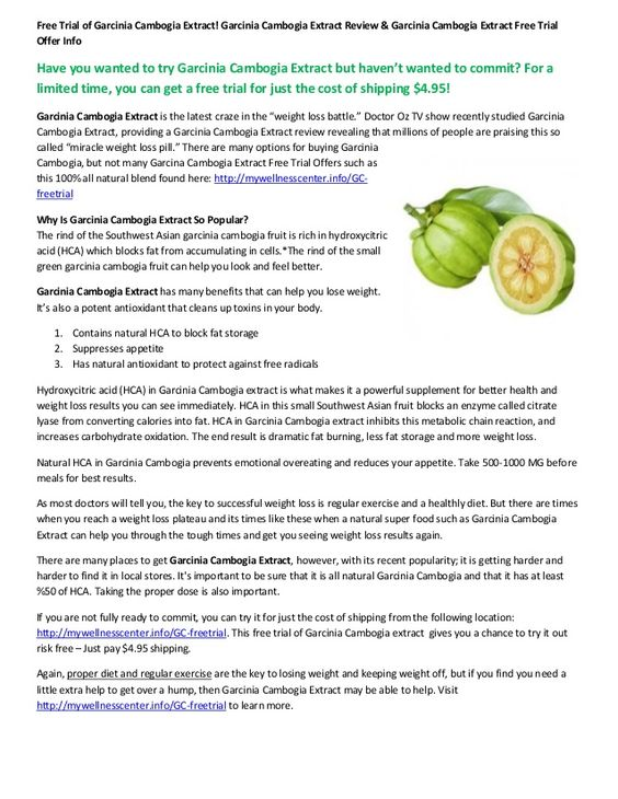 What store sells garcinia cambogia pills picture 10