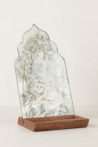 Fern Reflection Jewelry Stand $88