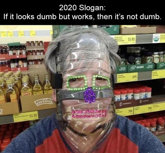 2020 Face Mask