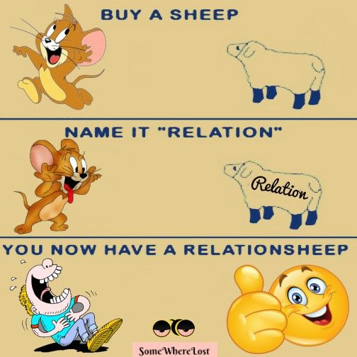 RelationSHEEP.. :D