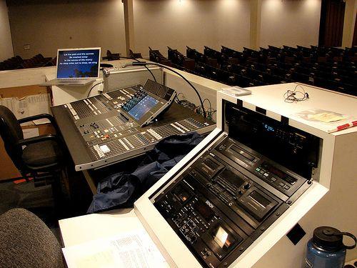 Audio Video Performance Lighting Church Amp Sanctuary