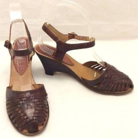 mexican huarache heels | Huaraches