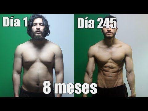 8 meses de gym