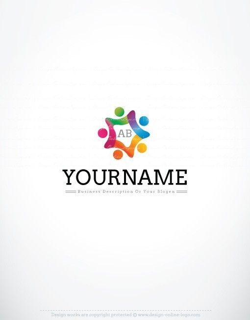 Exclusive Logo Template People Group Logo Image Free Business