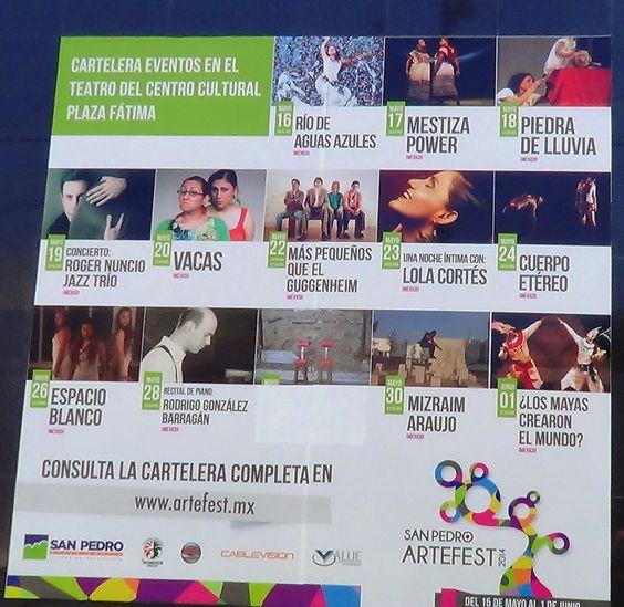 Los Mayas en el Arte Fest 2014