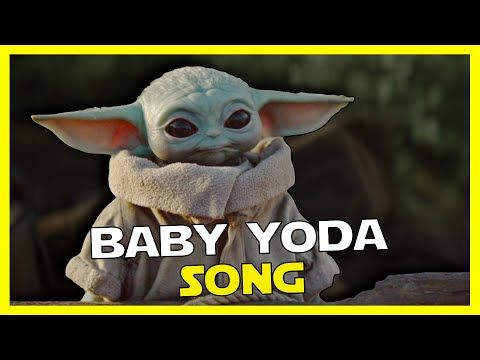 Baby Yoda Star Wars Song Youtube Star Wars Song Yoda Funny Star Wars Humor