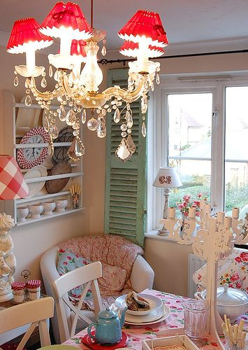 New french shutters by HAPPY LOVES ROSIE, via Flickr: