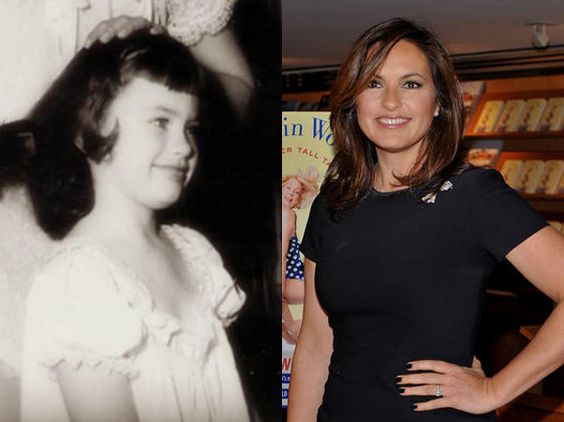 Sisters jayne marie left mariska hargitay right for What does delta burke look like now