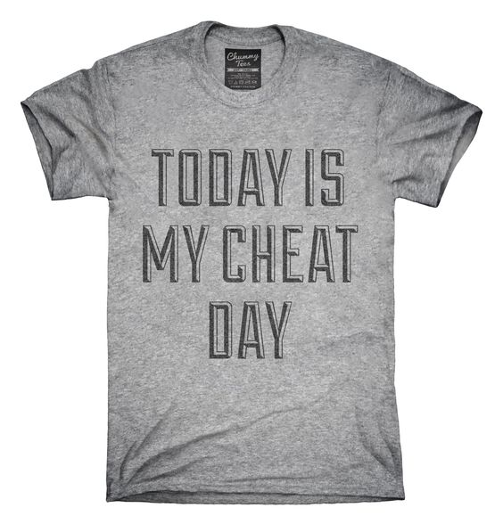 Today Is My Cheat Day T-Shirts, Hoodies, Tank Tops