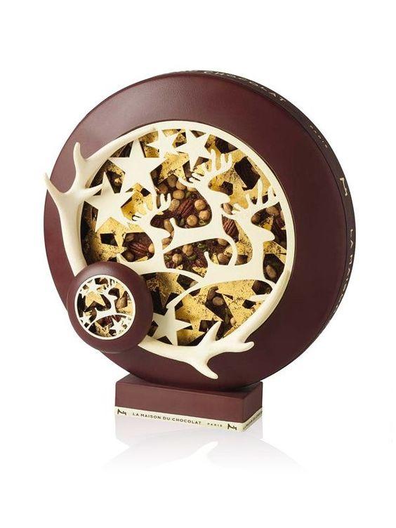 Rêve d'une Nuit : Noël 2013 par la Maison du Chocolat | Macarons et Gourmandises