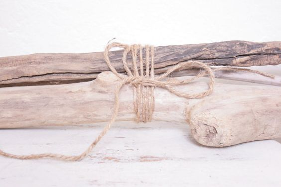 Bundle of Bleached Driftwood from Northern California, Perfect for Coastal Decor