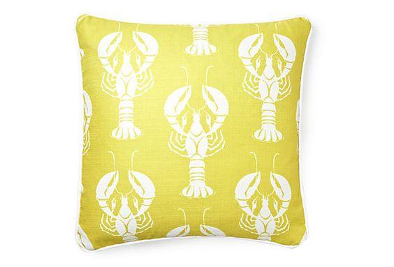 Lobster Pillow <3