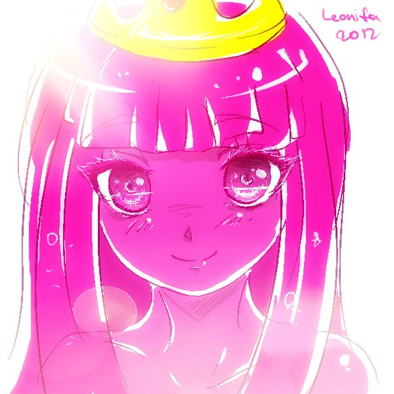 princess Bubblegum by Leonifa on DeviantArt