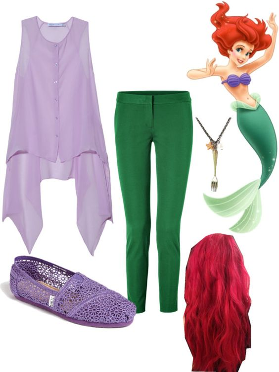 """Modern Ariel"" by minimuck-1 on Polyvore:"