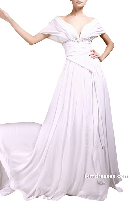http://www.ikmdresses.com/Sexy-Deep-V-Neck-Backless-Court-Train-Chiffon-Bridal-Wedding-Dress-Formal-Evening-Prom-Dresses-p88720
