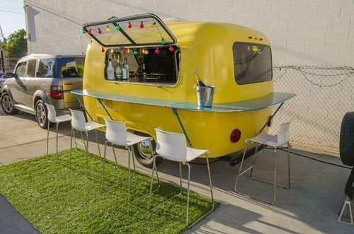 make camper into bar or photos or changing?