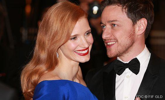 Jessica and James
