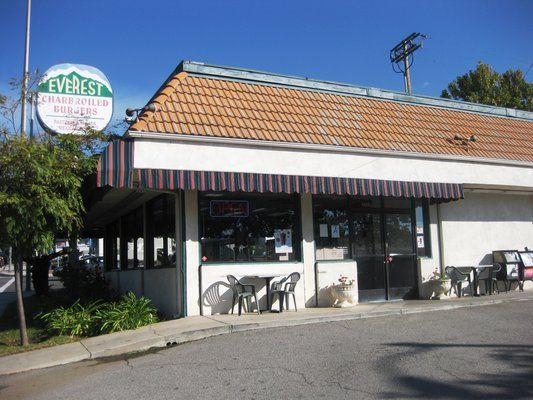 Everest Burger - 2314 N. Lake Ave, Altadena -- Known for their burgers, breakfast burritos, pastrami, fries, onion rings and more.....a reliable local joint.