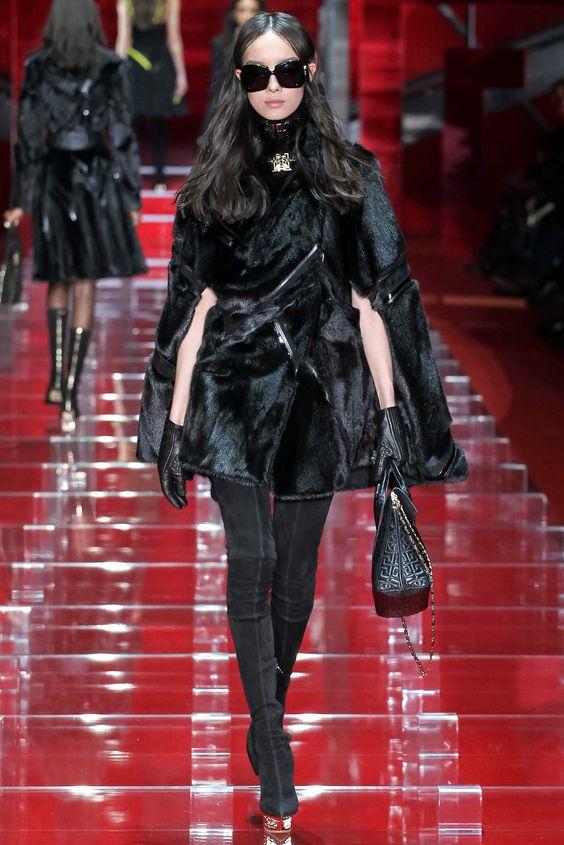 Versace F/W 2015-16