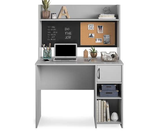 Pin On 2021 2022 New Bedroom Idea Desk with lots of storage