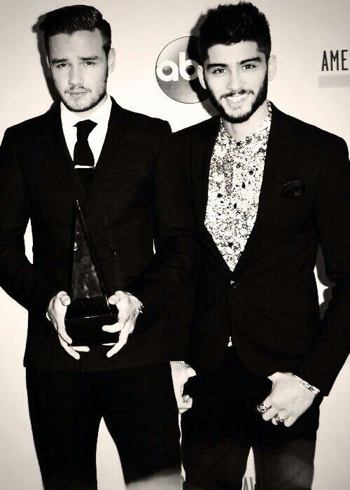 Ziam they look like super models oh wait they are