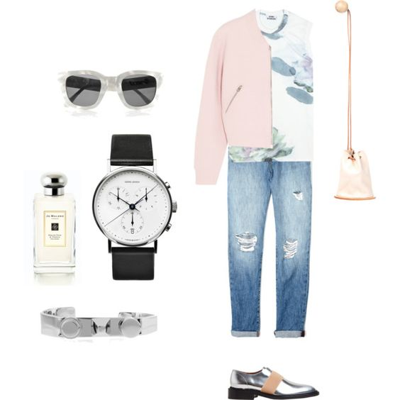 """""""casual errands"""" by gleaniaw on Polyvore"""