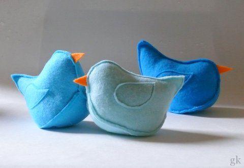 Alle Vögel......