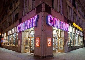 עבור אנשים מסויימים – זוהי ממש מודעת אבל. Colony, החנות ההיסטורית שפעלה במשך 64 שנים והציעה למכירה ספרי תווים לכל כלי נגינה ושל כל מלחין שאי פעם כתב מוסיקה, נסגרה סופית.