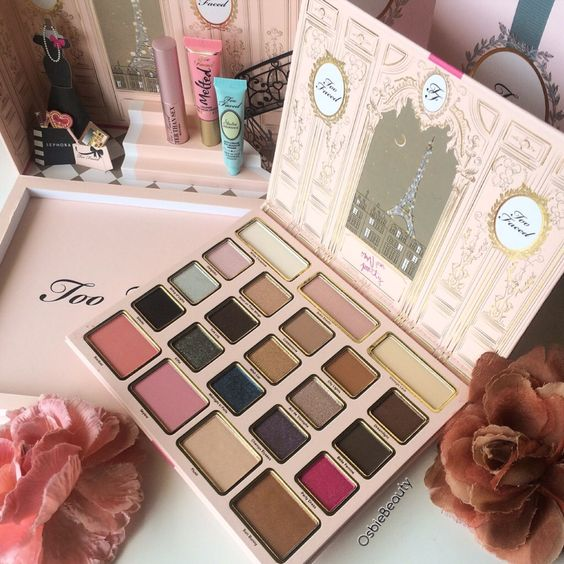 Review| Too Faced Le Grand Palais Gift SetReview| Too Faced Le Grand Palais Gift Set | OsbieBeauty