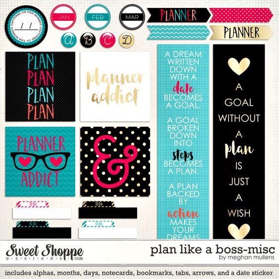 style plan wedding like boss