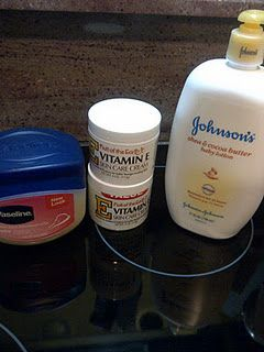 I am making my second batch of this today, GREAT stuff if you need thick lotion for extra dry skin.