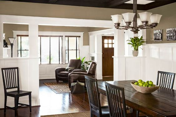 Craftsman Dining Room, Booth