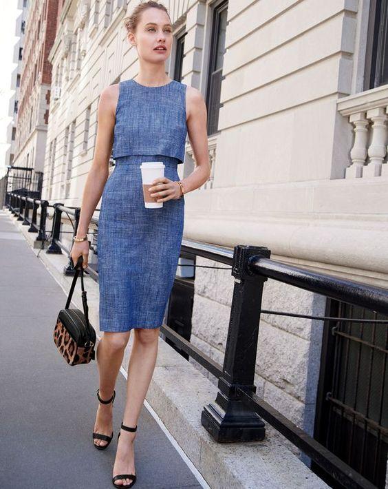 Elegant Crew Women S Dolman Dress More Tailored Dresses Classic Dresses Blue