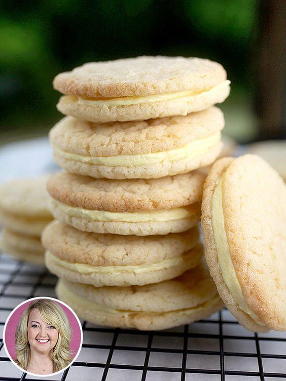 A Bite of Summer: Bakerella's Chewy Lemon SugarCookies