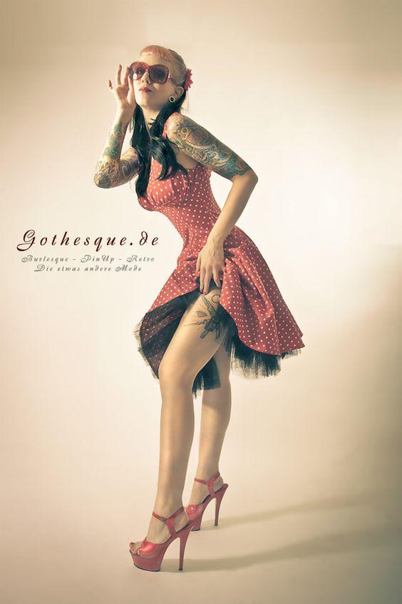 Gothesque-Girl: Evilla D'Ark by Der Sand on 500px