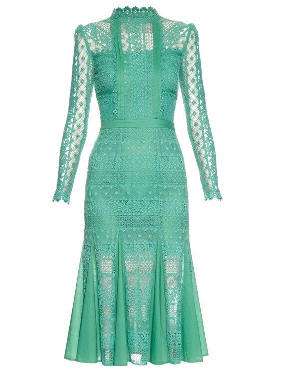 Temperley dress - worn by the Duchess of Cambridge:
