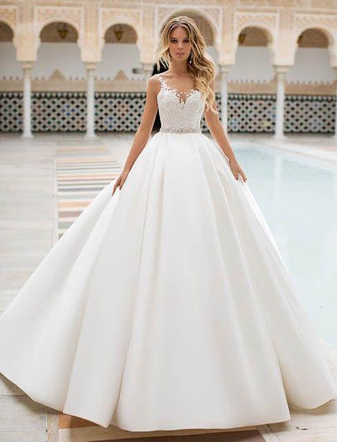 Pin En Wedding Dresses