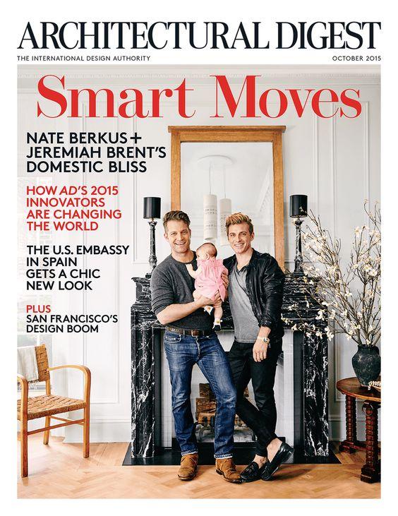 Nate Berkus and Jeremiah Brent Introduce Daughter Poppy | POPSUGAR Home