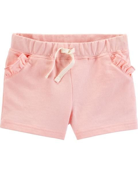 Carters Boys 2T-4T USA Terry Shorts
