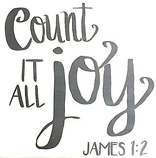 …when you face trials ~James 1:2