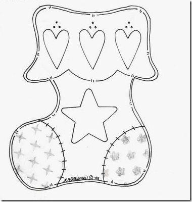 Moldes de manualidades navide as buscar con google - Buscar manualidades de navidad ...