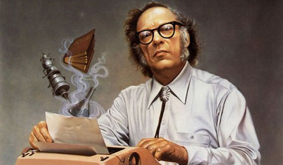 What Can We Learn From the ProlificIsaac Asimov? | Farnam Street