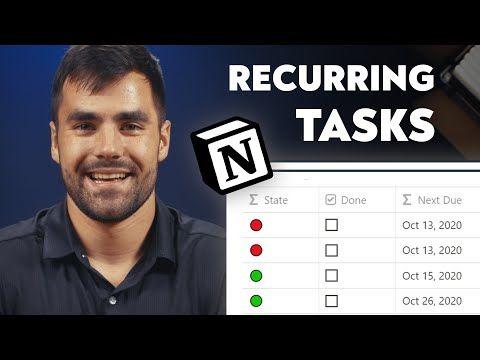 Thomas Frank Youtube Task Management Task Notions
