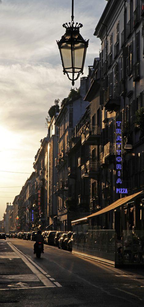 Questa città e il suo movimento, fatto di vite vissute piano sullo sfondo - Torino