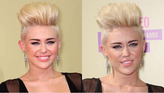 O passo a passo de 3 penteados de Miley Cyrus, que faz show no Brasil